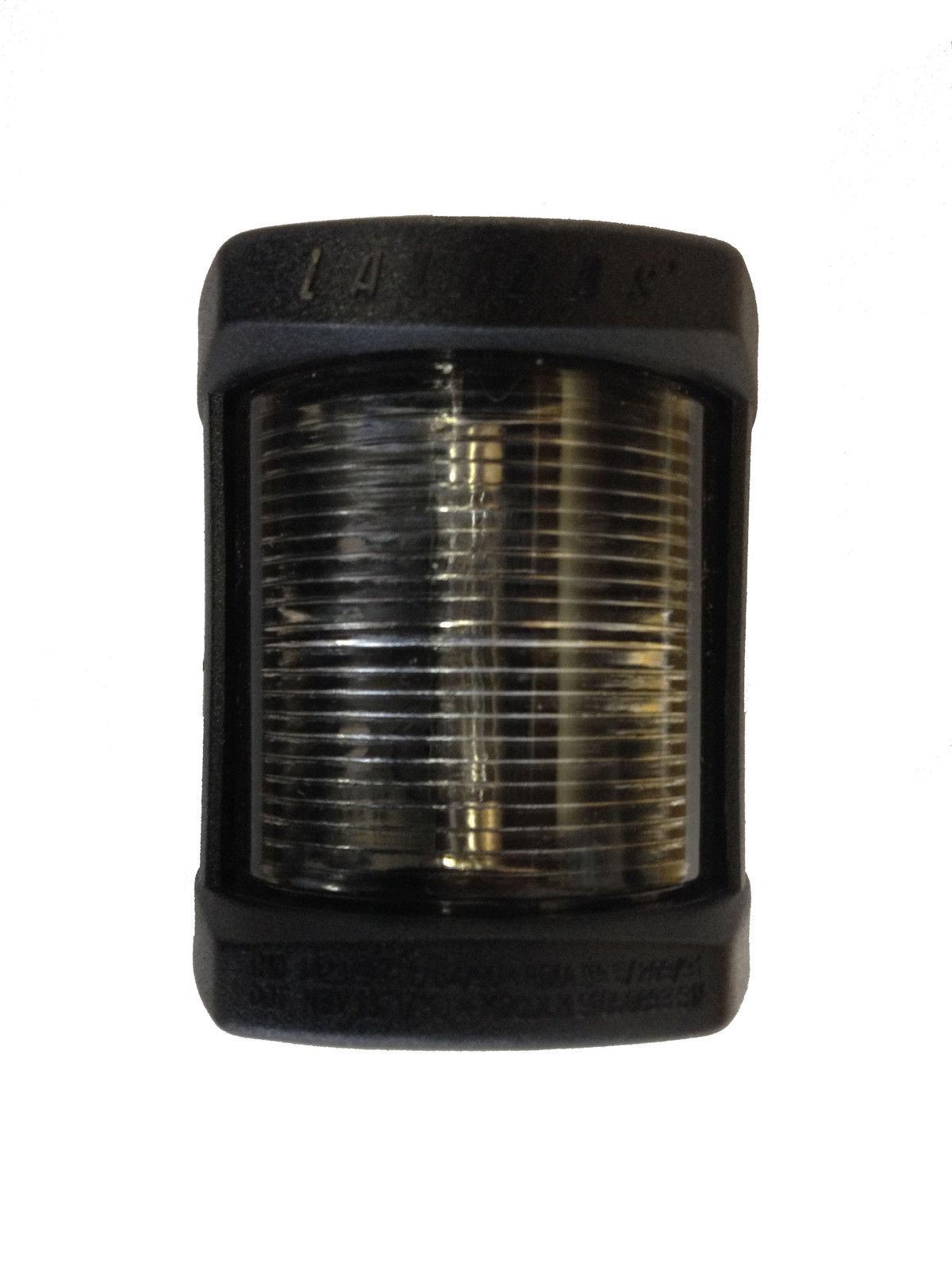 STARBOARD GREEN /'BLACK HOUSING/' 112,5 LALIZAS IC N12 MIDI NAVIGATION LIGHT