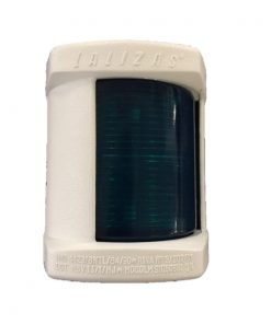 STERN WHITE /'WHITE HOUSING/' 135 LALIZAS IC N12 MIDI NAVIGATION LIGHT